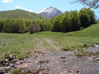 Tour del Monte Pollino